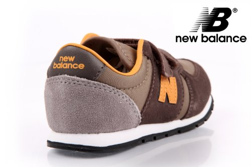 New Balance - basket - kv420ggi - marron baskets mode enfant
