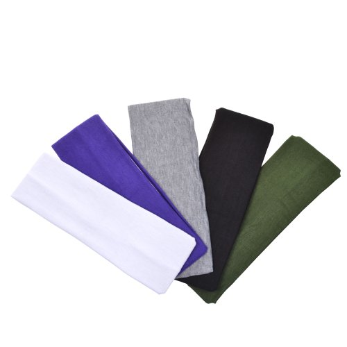Cosmos Stretchy Cotton Headband Assorted