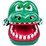 S&E Adult Children Funny Crocodile Mouth Dentist Bite Finger Game Toy Xmas Gift