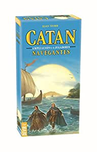 Catan Expansion 5-6 Jugadores - Navegantes