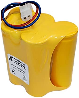 Lithonia ELB-0607N Replacement Battery (Rechargeable)