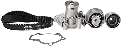 Gates TCKWP284A Timing Belt Component Kit with Water Pump