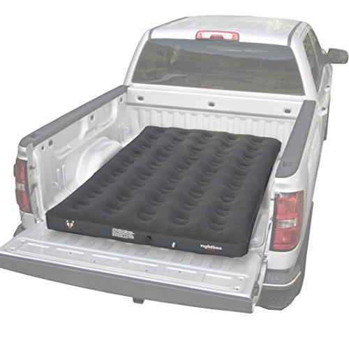 Rightline Gear 110M60 Mid Size Truck Bed Air Mattress (5' to 6' -