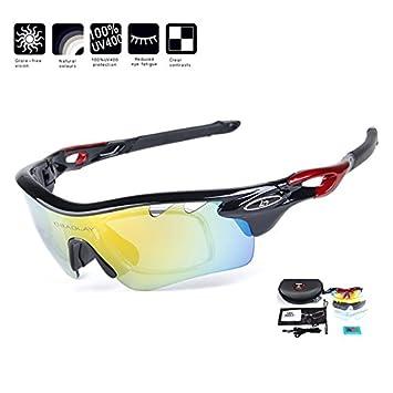 Locisne Gafas de sol de deporte al aire libre - gafas de sol de ...