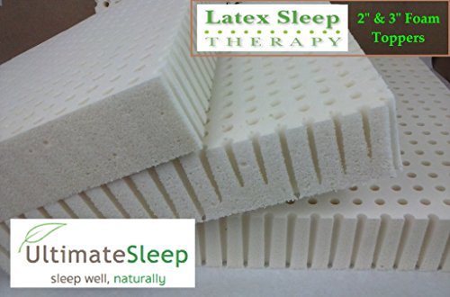 Sleep Innovations 2 5 Gel Memory Foam Mattress Topper With Cover King G Top 01730 Kg Wht