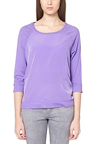 s.Oliver 14.412.39.3152 - Camiseta Mujer Violett (ice violet 4819)