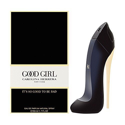 Carolina Herrera Good Girl Eau De Parfum Spray for Women, 1.7 ()