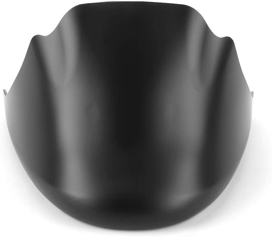 Couvercle inf/érieur de car/énage de menton de becquet avant de moto pour Sportster Iron XL 883 XL1200