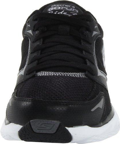 Skechers Scarpa taglia Black da White corsa xwYWr7fqw