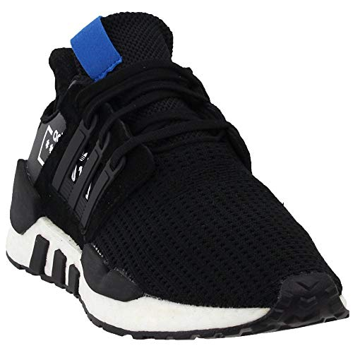 adidas Mens EQT Support 91/18 Casual Shoes, Black, 10