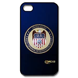 NCIS TV Show Popular Fashion Customized DIY Hard Back Case Cover for iPhone 4 4s