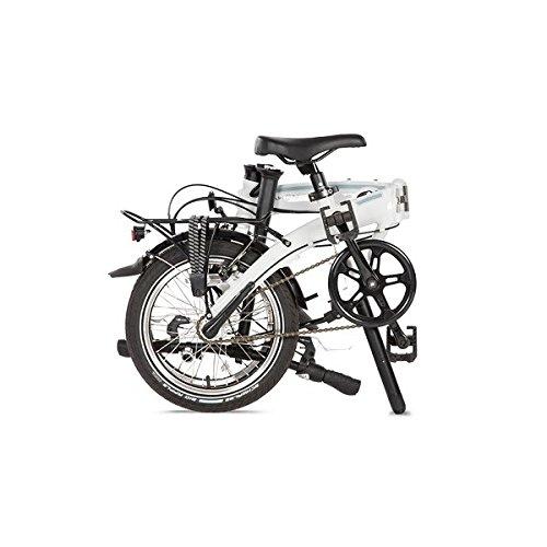 Dahon bicicleta plegable Curve i3 Cloud/3gang/16zoll/Deluxe Versión Luz: Amazon.es: Deportes y aire libre