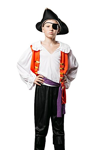 Boys Cutthroat Pirate - 7