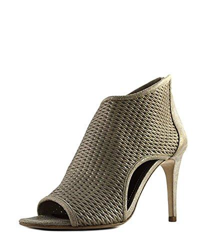 Donald J Pliner Ashlyn Peep Toe High Heel Bootie Boot Shoes ()