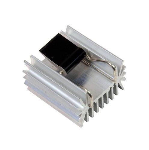 Heat Sinks HEATSINK FOR TO-220 RADIAL 5 pieces