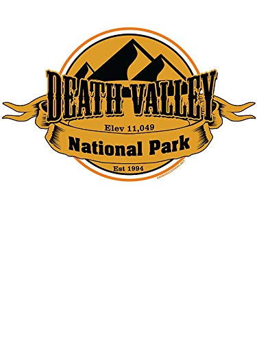 - HZ Graphics Death Valley National Park, California Vinyl Decal Wall Laptop Bumper Sticker 5