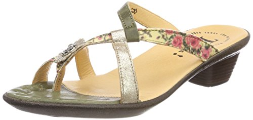 282520 Tongs 44 sand Nanet kombi Femme Multicolore Think 7wW5SA1qE