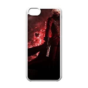 devil may cry 2 iPhone 5c Cell Phone Case White PSOC6002625566828