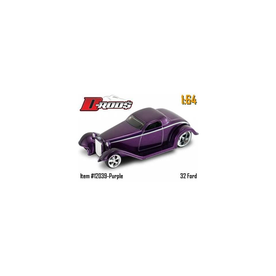 Jada Dub City D Rods 32 Ford 164 Scale Die Cast Car   Colors Vary