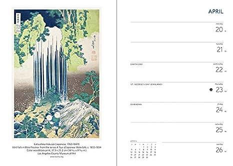 Woodblock Prints 2020 - Agenda japonesa: Amazon.es: Oficina ...
