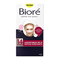 BIORÉ Assortiment de 14 Patchs Purifiants
