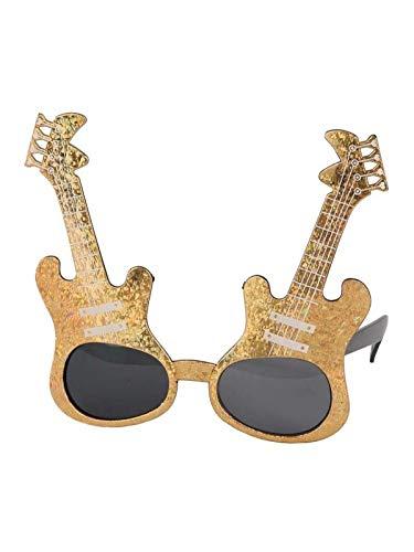 DISBACANAL Gafas Guitarra: Amazon.es: Juguetes y juegos