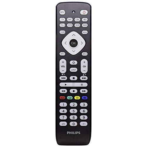 Philips Universal Remote Control for TV, Replacement