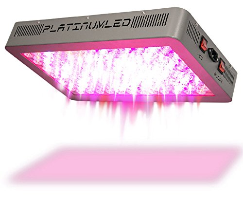 Advanced Platinum Series P450 450w 12-band LED Grow Light - DUAL VEG/FLOWER FULL SPECTRUM