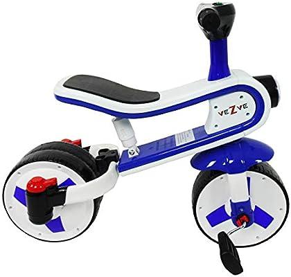 Amazon.com: veZve bicicleta de equilibrio convertible para ...