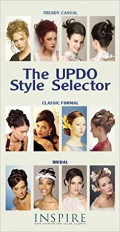The Updo Style Selector Vol 2 Network Intra America Beauty 9781928986133 Amazon Com Books