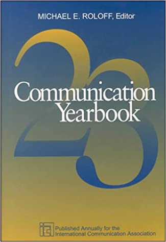 Communication Yearbook: No. 23
