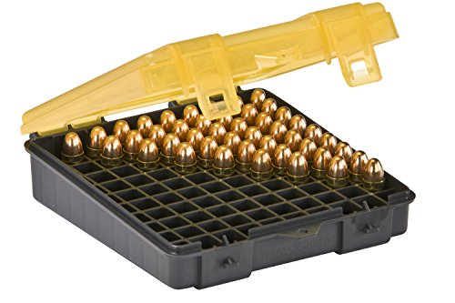 Review Plano 100 Count Handgun Ammo Case (for 9mm and .380ACP Ammo)