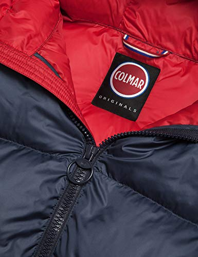 Lungo Blu Piumino Over Size Colmar Cwt1TqAA