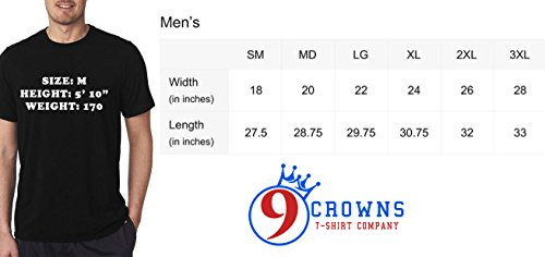 9 Crowns Tees Men's Zen Get Woke Graphic Shirt