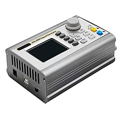 RollingBronze JDS2900 60MHZ Signal Generator Digital Control Dual-Channel DDS Arbitrary Signal Source Frequency Meter