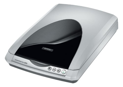 Epson Perfection 1670 Photo Scanner