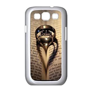 wedding ring DIY Cell Phone Case for Samsung Galaxy S3 I9300 LMc-05877 at LaiMc