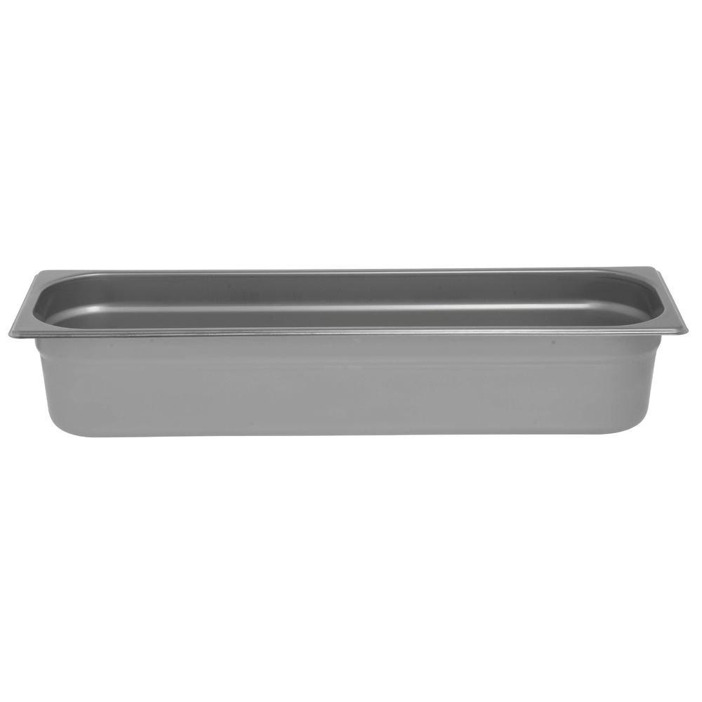 HUBERT Steam Table Pan Hotel Pan 1//2 Size Long 22 Gauge Stainless Steel 4D