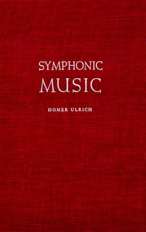 Symphonic Music by Columbia University Press