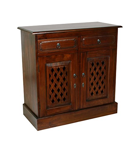 NES Furniture NES Fine Handcrafted Furniture Solid Mahogany Wood James Sideboard Buffet - 39