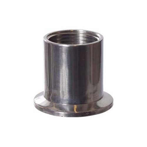 Eagle H679A Stainless Fitting, 1.5'' TC x 1'' FPT