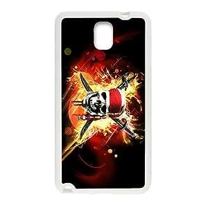 Fight Skull Custom Protective Hard Phone Cae For Samsung Galaxy Note3