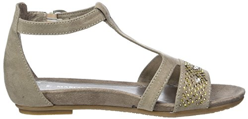 Ouvert Femme Taupe 28105 341 Bout Tozzi Beige Marco Sandales xPHXqIwy0