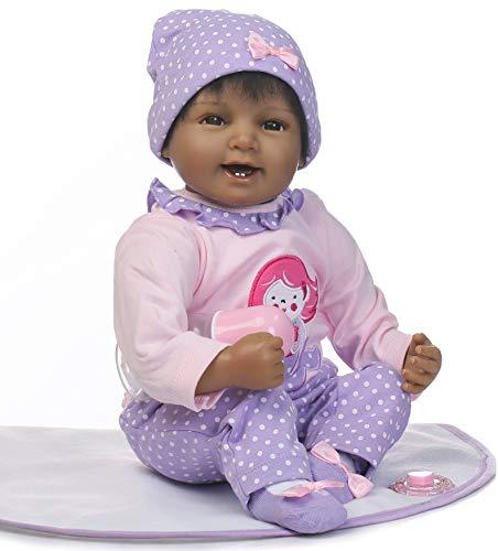 NPKDOLLS African American Baby Doll Girls 22