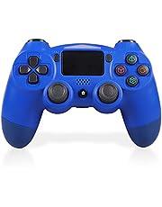 BestOff Game Controller für PS4, Wireless Controller Gamepad als Ersatz für den DualShock 4 Wireless Controller Joystick