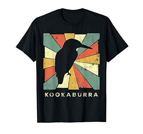 (Vintage Kookaburra Lover Retro Style Animal T-Shirt )