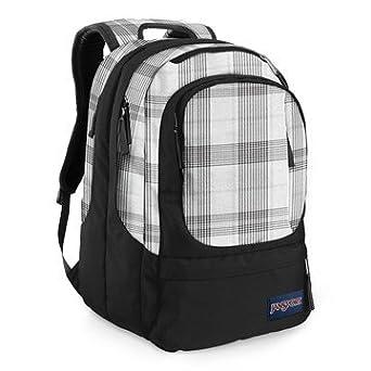 Jansport Air Cure Backpack for Girls Black/goose Grey