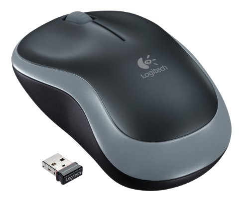 M185 Wireless Mouse, Black