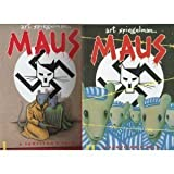 Maus 1 and 2 (2 Volume Box Set)