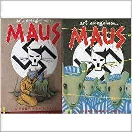 Maus 1 and 2 2 volume box set art spiegelman amazon books fandeluxe Choice Image